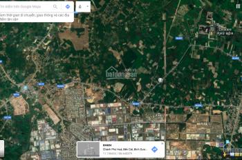 Cần bán đất đường Mỹ Phước Tân Vạn, thị xã Bến Cát, giá chỉ 1,8tr/m2 gọi tôi 0963666620