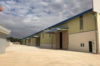 TDT 12.000m2 XD 7800m2 kho xưởng sản xuất trong KCN Tân Tạo. LH 0933781138