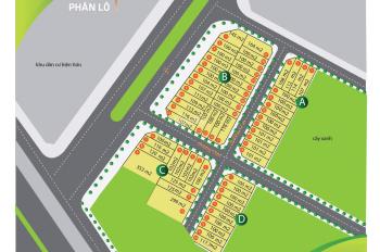 Bán đất nền dự án khu dân cư Hòa Long, thành phố Bà Rịa, SHR, thổ cư: 100m2. Cơ sở hạ tầng hoàn thi