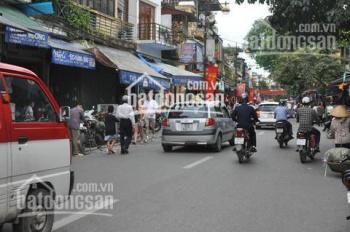 Bán nhà mặt ngõ KD phố Thái Hà, Trung Liệt, 52m2 MT 5m xây 8 tầng thang máy 12 tỷ, LH 0983132269