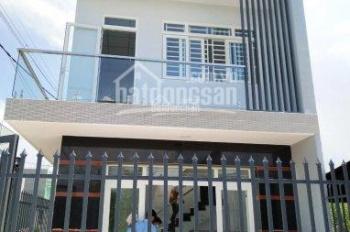 Nhà phố liền kề chợ bình chánh giá rẻ chỉ từ 600tr/căn, sổ riêng, 2 lầu, LK KĐT Bình Hưng