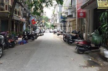 Bán nhà Yên Hòa, Nguyễn Khang, Cầu Giấy 70m2 x 4 tầng ô tô đỗ cửa, nở hậu, kinh doanh, giá 7.7 tỷ