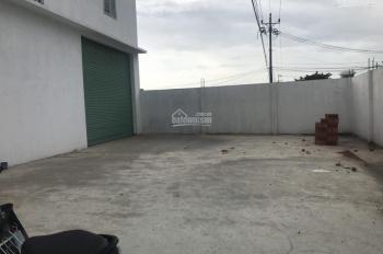 Cho thuê 800m2 kho xưởng kinh doanh sản xuất xã Mỹ Yên, huyện Bến Lức, tỉnh Long An. LH: 0938339313