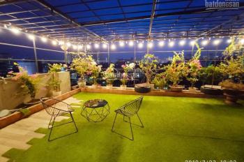 Bán tòa homestay văn phòng 9 tầng x 165m2, Nguyễn Văn Tuyết, Đống Đa 62 tỷ, liên hệ: 0989049303
