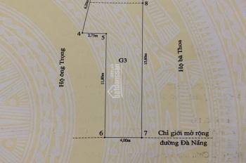 Bán nhà mặt tiền 95m2 đường Đà Nẵng, Ngô Quyền, Hải Phòng