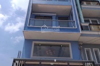 Cần sang căn nhà DT 4,5 x 16m, gần đường Nguyễn Văn Luông, Quận 6, giá 4 tỷ