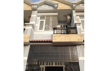Cho thuê nhà hẻm ba gác đường Trần Quang Khải, P. Tân Định, Q.1. Diện tích: 4x10m 1 lầu, 2PN, 2WC