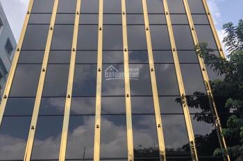 Cho thuê tòa nhà văn phòng 1 hầm 9 tầng. DT 1300m2 MT đường Thạch Thị Thanh, Quận 1 giá 416.520đ/m2