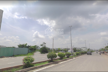 Bán đất KDC Bình Hưng, đường Phạm Hùng, Bình Chánh giá 2tỷ/100m2 (5x20m) sổ hồng riêng. 0906856258