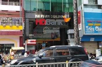 Bán gấp Building Nguyễn Văn Thủ, Q1. DT 6x16m, 6 lầu HĐT 150tr giá 33 tỷ, TL