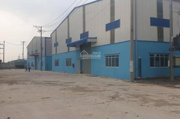 Cho thuê kho xưởng tại khu công nghiệp Vĩnh Lộc, Bình Tân, DT: 10.000m2