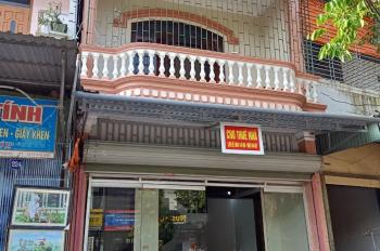 Cho thuê nhà mặt phố đường Hải Thượng Lãn Ông, Phường Bắc Hà, tỉnh Hà Tĩnh, DT 100m2. LH 0436284062