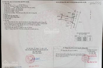 Bán đất DT: 5x14m HXH đường Lê Đức Thọ, P13, Gò Vấp, giá chỉ 4 tỷ 500 tr TL chính chủ