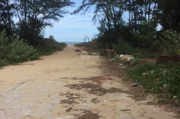 Bán lô đất 1.200m2 sát mặt biển Bình Minh, Thăng Bình