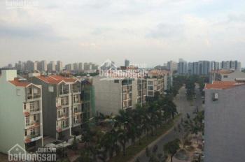 Cho thuê nhà MT Nguyễn Thị Thập KDC Him Lam, 5x20m, hầm, trệt, 4 lầu, 70tr/th. Call 0977771919