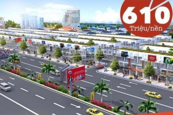 Chỉ 610 triệu bạn sở hữu ngay nền đất sổ đỏ dự án Golden Future City - Bàu Bàng. LH: 0903704935