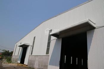 Cho thuê nhà xưởng 3300m2 tại Quốc lộ 3, cụm cảng Đa Phúc, Phổ Yên, Thái Nguyên
