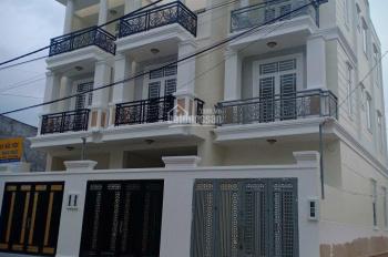 Chính chủ cần bán nhà phố 4.5x21m xây 3 tấm ngay cầu vượt Bình Phước, hẻm 7m, giá 4.1 tỷ