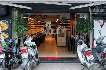 Sang nhượng quán cafe căn góc 2 mặt tiền Dương Khuê. DTSD 180m2, giá thuê 30 triệu/th