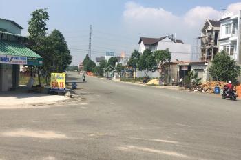 Chính chủ cần bán gấp đất Bình Dương, mặt tiền đường nhựa 25m sát trường học Tân Hương