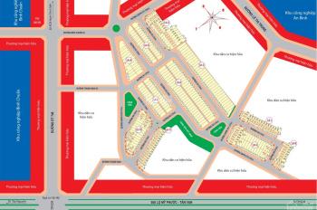 Bán đất tặng vàng ngay trung tâm thành phố Thuận An LH 0398687628