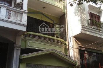 Bán nhà 4 tầng MP Khúc Hạo, Ba Đình 54m2, MT 6m, giá 14 tỷ