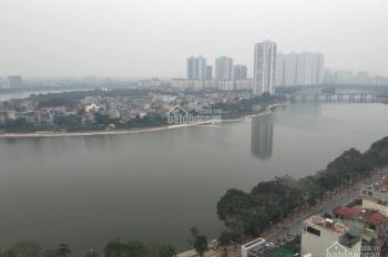 Bán nhà khu Bắc Linh Đàm, cạnh đường Nguyễn Hữu Thọ và hồ Linh Đàm 105m2 x 4T, đường 8m + hè. 13 tỷ
