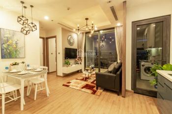 Cần cho thuê căn 2 phòng ngủ, 2wc, Vinhomes Mễ Trì, đủ đồ đẹp, giá 14triệu/tháng.LH: 098736834
