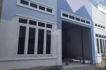 Cho thuê xưởng mới làm may hẻm 5m, hướng Đông, DT 13x15m, có gác, giá 16t /th, LH 0919147835