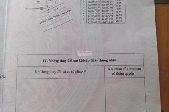 Chính chủ cần bán: 2008,7m2, đất tại KDL Bầu Trắng Hoà Thắng, Bình Thuận