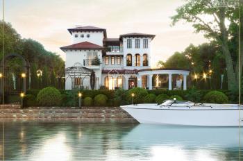 Đất nền biệt thự sông và sân vườn Quận 9 có bến du thuyền và gara ô tô riêng, 21tr/m2, 0908207092