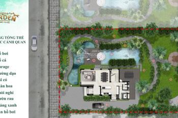 Biệt thự Sài Gòn Garden Riverside Q9, giá 21tr/m2 tiện ích 5*, chiết khấu 2 - 18% 0936256566