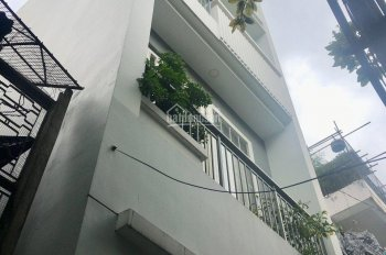 Cần tiền bán gấp nhà Bùi Viện, P. Phạm Ngũ Lão Q1 4x14m trệt 3 lầu 4PN giá 13 tỷ TL