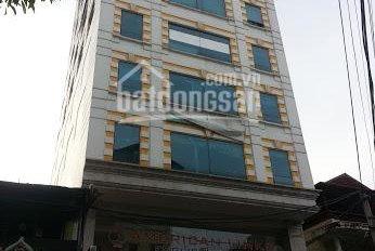 Cho thuê văn phòng hạng A tầng 10, trên phố Hoàng Quốc Việt, phường Nghĩa Tân. LH 0967563166