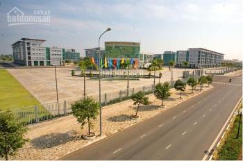 Đất khu dân cư mới, mặt tiền 40m, tiện ích đầy đủ, giá chỉ 13.9 triệu/m2. LH: 0909530038