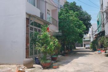Nhà nát hẻm nhựa 7m đường Gò Dầu, P. Tân Quý, DT: 5x10m vuông vức, xây dựng đủ, vị trí bao đẹp