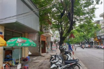 Bán nhà 5 tầng mặt đường Lương Khánh Thiện, cực đẹp, không lỗi