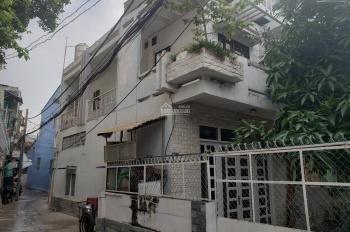 Bán nhà hẻm xe hơi, sổ hồng riêng 113m2 xây 1 trệt 1 lầu 3 phòng ngủ đường Bình Đông P15 Q8 giá rẻ