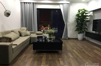 Cho thuê căn hộ Goldmark City 136 Hồ Tùng Mậụ, căn hiếm 4 ngủ - 161m2 full đồ rộng nhất tòa
