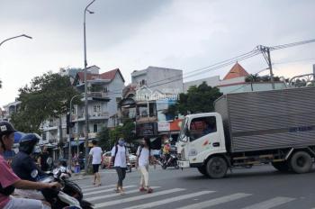 MT góc Phan Văn Trị, Nguyễn Du, P7, Gò Vấp, 4x20m, GPXD: 6 tầng, giá: 9.8 tỷ