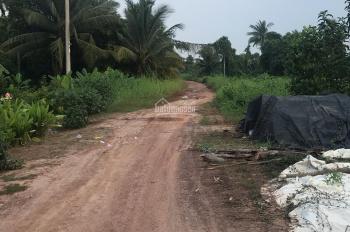 Bán đất mặt tiền đường ngay Bờ Bao Sông Sài Gòn rộng 18m tại cảng An Sơn