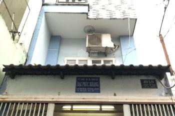 Chính chủ cần tiền bán gấp nhà Q. Tân Phú, 1 trệt 2 lầu, giá chỉ 3,6 tỷ, LH ngay: 0909981412 Thiện