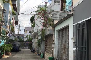 Bán nhà hẻm 6m đường Số 5 phường Bình Hưng Hòa, quận Bình Tân, diện tích 4x16m giá chỉ 4,5 tỷ