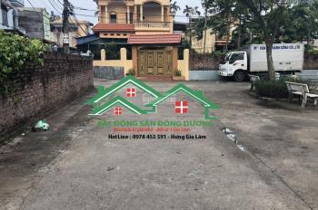Bán nhà đất có nhà tại Đặng Xá, Gia Lâm, HN, LH 0844444404