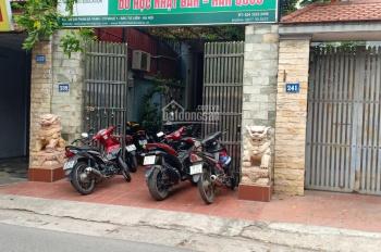 Cho thuê cả nhà 5 tầng mặt phố Phan Bá Vành, KD, VP, spa, DV, có gara, DT 350m2. Giá thuê 25tr/th