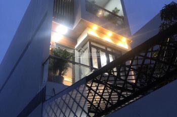 Bán nhà siêu đẹp Hậu Giang, P4, Tân Bình (4m x 14m), trệt 3 lầu sân thượng, giá chỉ 9.5 tỷ