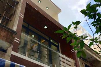 Chính chủ cần bán nhà MT hẻm 1 trệt 2 lầu, 598 Nguyễn Trãi, tặng giấy phép XD 4 tầng. 0944473177