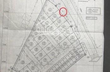 Bán đất đấu giá thị trấn Xuân Mai, suất đầu tư 600tr. Full 100% thổ cư, sang tên sổ đỏ luôn