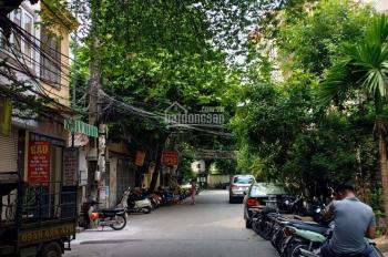 Chính chủ bán nhà phân lô phố Nguyễn Thị Định. DT 65m2 x 7 tầng, MT 4.3m