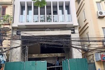 Cho thuê nhà số 7 Trần Khánh Dư 150m2 x 4 tầng, MT 8m, nhà mới xây, thang máy. LH: 0974433383